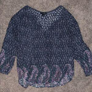 Pattern blouse